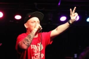 Mac Lethal rap concert in Austin